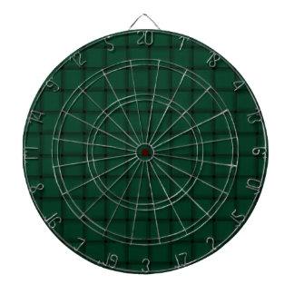 Large Weave - British Racing Green Dart Board