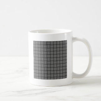Large Weave - Gray Mugs
