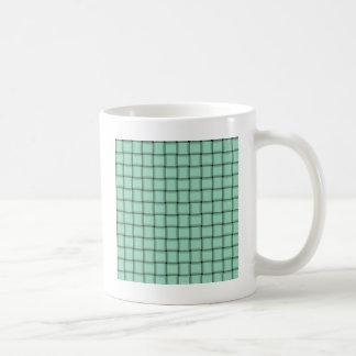 Large Weave - Magic Mint Coffee Mug