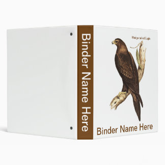 Large Wedge-tailed Eagle Binder