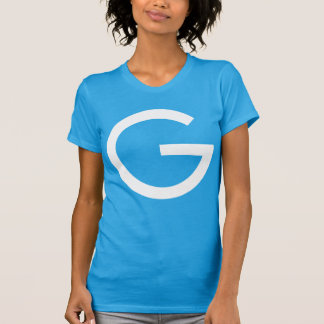 Large white Gulden symbol on the front side T-Shirt
