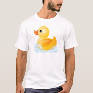 Large Yellow Duck T-Shirt
