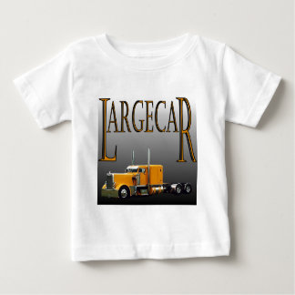 Largecar Blk Baby T-Shirt