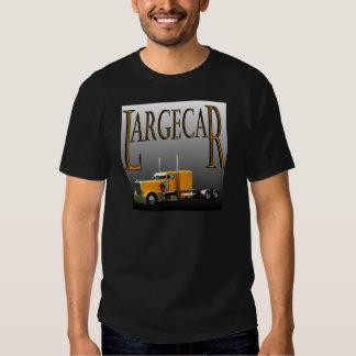 Largecar Blk Shirt
