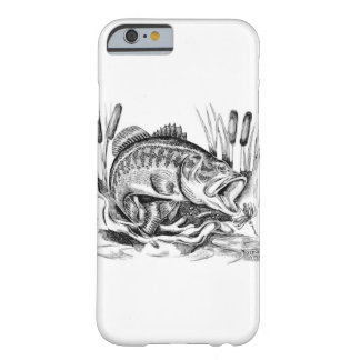 Largemouth Bass Barely There iPhone 6 Case
