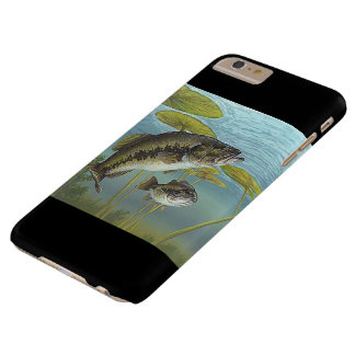 Largemouth Bass Barely There iPhone 6 Plus Case