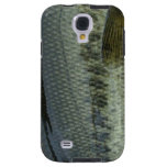 Largemouth Bass by Patternwear© Fly Fishing Galaxy S4 Case