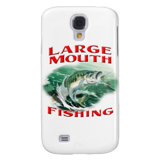 Largemouth Bass Fishing Samsung S4 Case