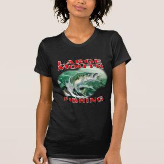 Largemouth Bass Fishing T-Shirt
