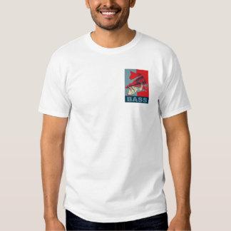 Largemouth Bass Iconized T-shirt