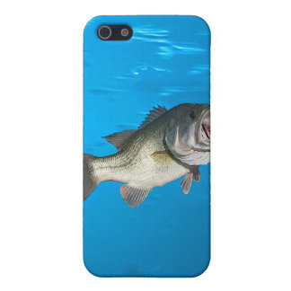 Largemouth bass iPhone SE/5/5s cover