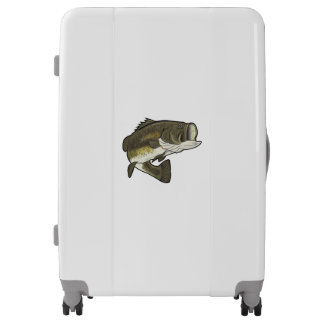 Largemouth Bass Luggage