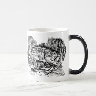 Largemouth Bass Magic Mug