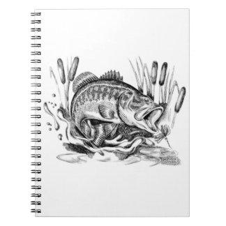Largemouth Bass Notebook