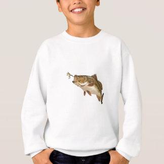 largemouth bass sweatshirt