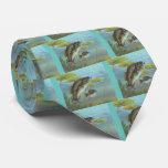 Largemouth Bass Tie