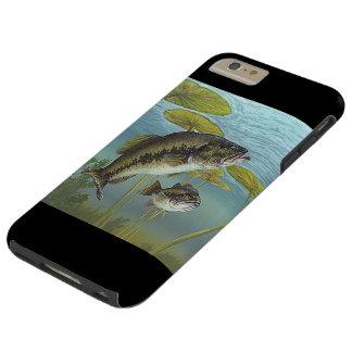 Largemouth Bass Tough iPhone 6 Plus Case