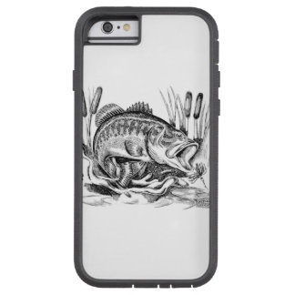 Largemouth Bass Tough Xtreme iPhone 6 Case