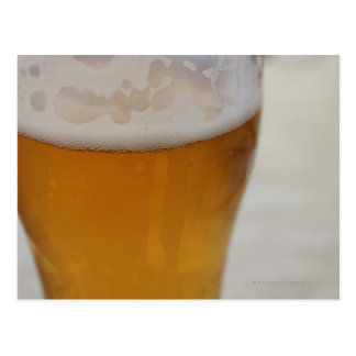 Larger Beer Postcard