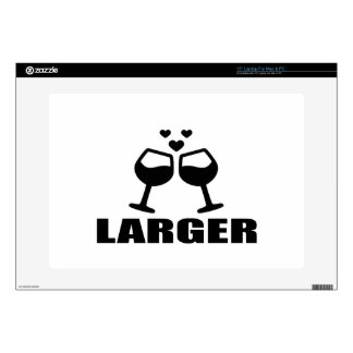 LARGER