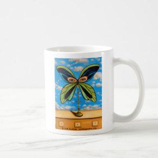 Largest Butterfly, By Leah Saulnier   santafepa... Coffee Mug