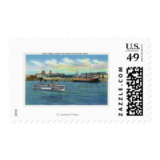 Largest Grain Elevator in the World Postage