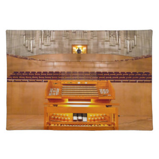 Largest organ in China Place Mats