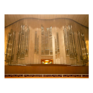 Largest pipe organ in China Postcard