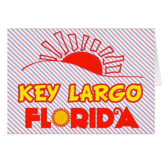 Largo dominante, la Florida Felicitaciones