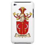 Larisch Family Crest iPod Touch Cover