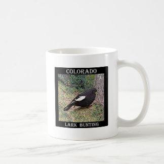 Lark Bunting (Colorado) Coffee Mug
