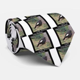 Lark Bunting (Colorado) Tie