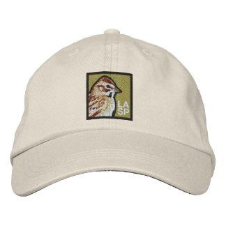 Lark Sparrow (non-distressed) Embroidered Baseball Cap