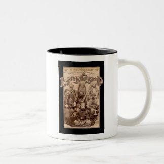 Larkistan Two-Tone Coffee Mug