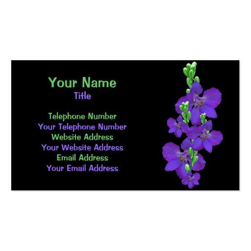 LARKSPUR business card