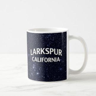 Larkspur California Tazas De Café