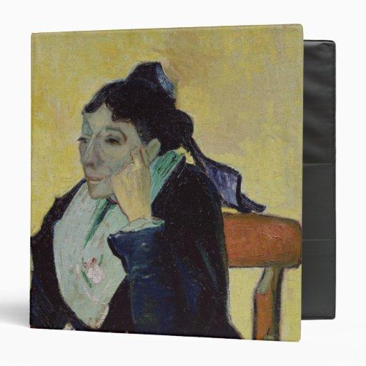 L'Arlesienne, 1888 Vinyl Binder