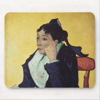 L'Arlesienne  1888 Mouse Pad