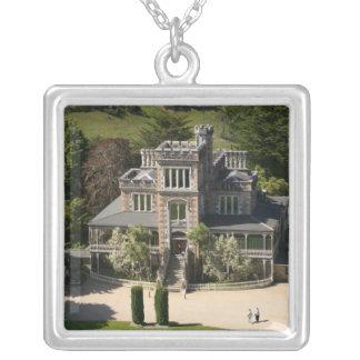 Larnach Castle, Dunedin, New Zealand - aerial Necklaces