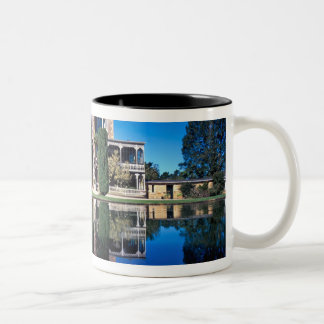 Larnach Castle, Dunedin, New Zealand Two-Tone Coffee Mug