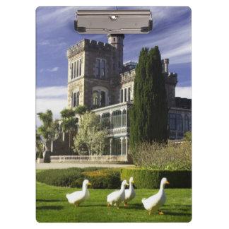 Larnach Castle, Otago Peninsula, Dunedin, Clipboard