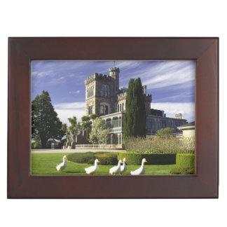 Larnach Castle, Otago Peninsula, Dunedin, Memory Box