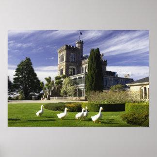 Larnach Castle, Otago Peninsula, Dunedin, Posters