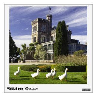 Larnach Castle, Otago Peninsula, Dunedin, Wall Graphic