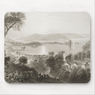 Larne, County Antrim, Northern Ireland Mouse Pads