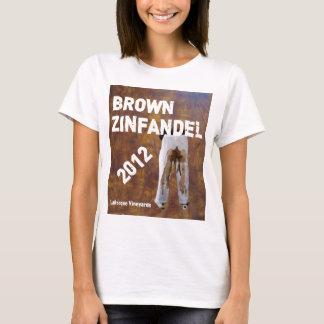 LaRocque Vineyards Brown Zinfandel T-Shirt