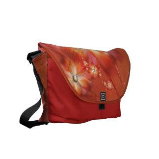 LaRoja Heat Rickshaw Messenger Bag