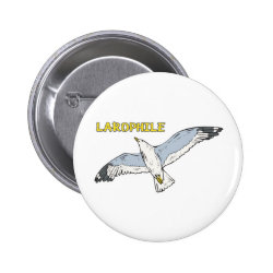 Round Button with Larophile design