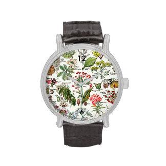 Larousse Dangerous Plants II Painting Wristwatches