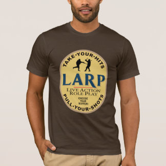 Larp Label Shirt